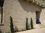 חיפוי קירות חוץ באבני בריק