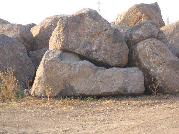 אבן בזלת טבעית